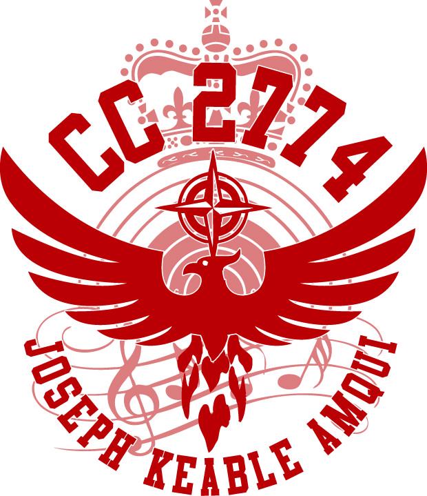 Corps de Cadets 2774 Joseph Keable d'Amqui